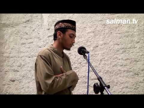 Suara Merdu Mirip Syaikh Sa'ad Al-Ghamidi dari Muhammad Hanif (EL '14)