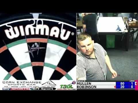 Money Match Andy Mullen v Mike Robinson 29th April 17