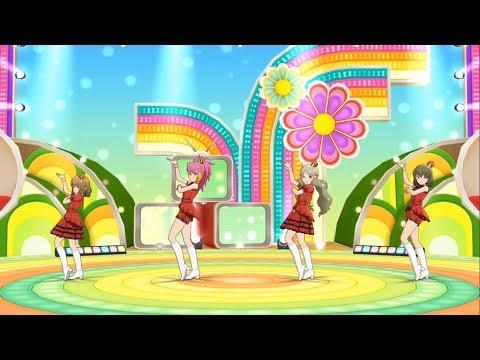 「アイドルマスター ミリオンライブ! シアターデイズ」ゲーム内楽曲『月曜日のクリームソーダ』MV