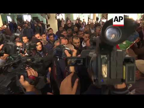 Gaza funeral of Palestinian man killed in clashes with Israeli forces