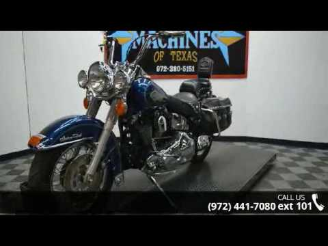 hqdefault 1998 harley davidson® flstc heritage softail® c youtube  at nearapp.co