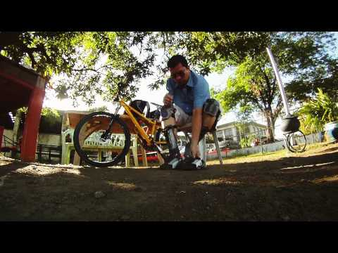 Camp Aguinaldo Bike Trail Manila Philippines
