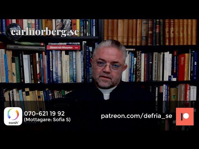 SEB och penningtvätt - Carl Norberg - 2021-04-14