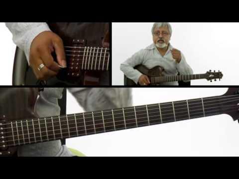 Raga Guitar Lesson - #9 Raga-ize Tip #1 - Fareed Haque
