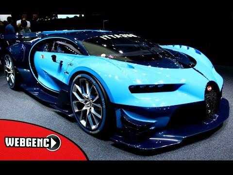 Yeni Bugatti Chiron Ve En Kaliteli Hizli Araba