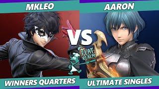 Random Flatrealm Winners Quarters - T1 | MkLeo Vs. Aaron - Smash Ultimate  SSBU