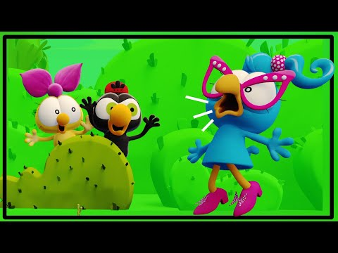 Limon Ile Zeytin | 4 Tam Bölüm Bir Arada | Türkçe Çizgi Film | Disney