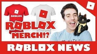 DenisDailyYT UNBANNED | Roblox Merch? #RobloxNews