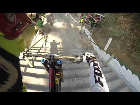 Descida Das Escadas De Santos 2014 Qualify Felipe Fernandes