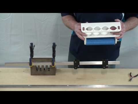 Miller Marine Products Rail system video