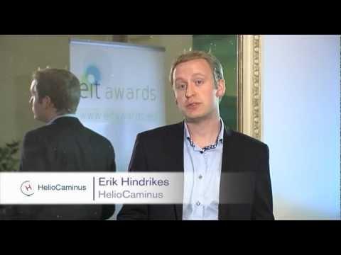 HelioCaminus: solar panel made easy - EIT Awards 2012 (KIC InnoEnergy)