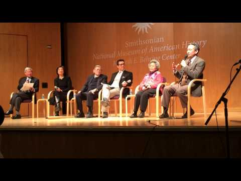 Executive Order 9066 and Heart Mountain panel discussion 2015