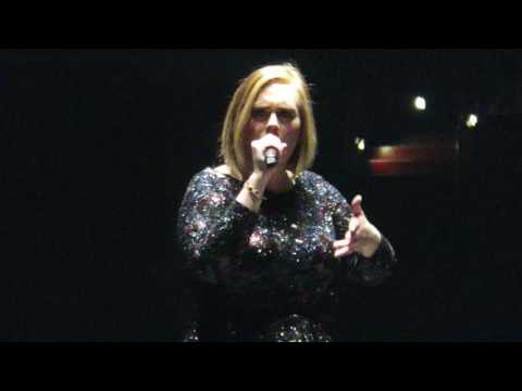 Someone Like You -Adele- Live - 10/11/2016 - Verizon Center - Washington D.C
