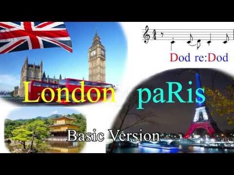 London Paris (Karaoke)