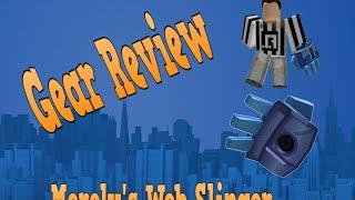 Gear Review Roblox: Slinger meramente ' s Web