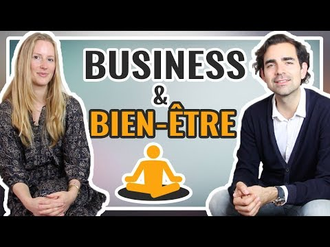 🙏 Nadine Andreewitch : concilier business & bien être !