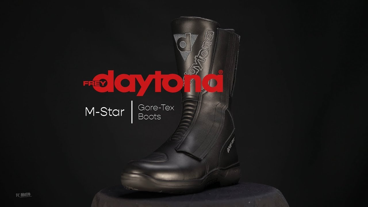 Daytona M Star GORE TEX Motorradstiefel