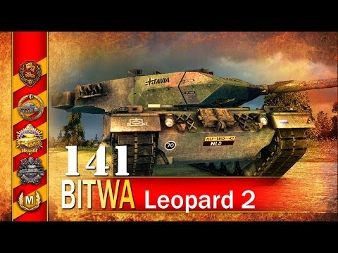 Leopard 2 - BITWA - World Of Tanks