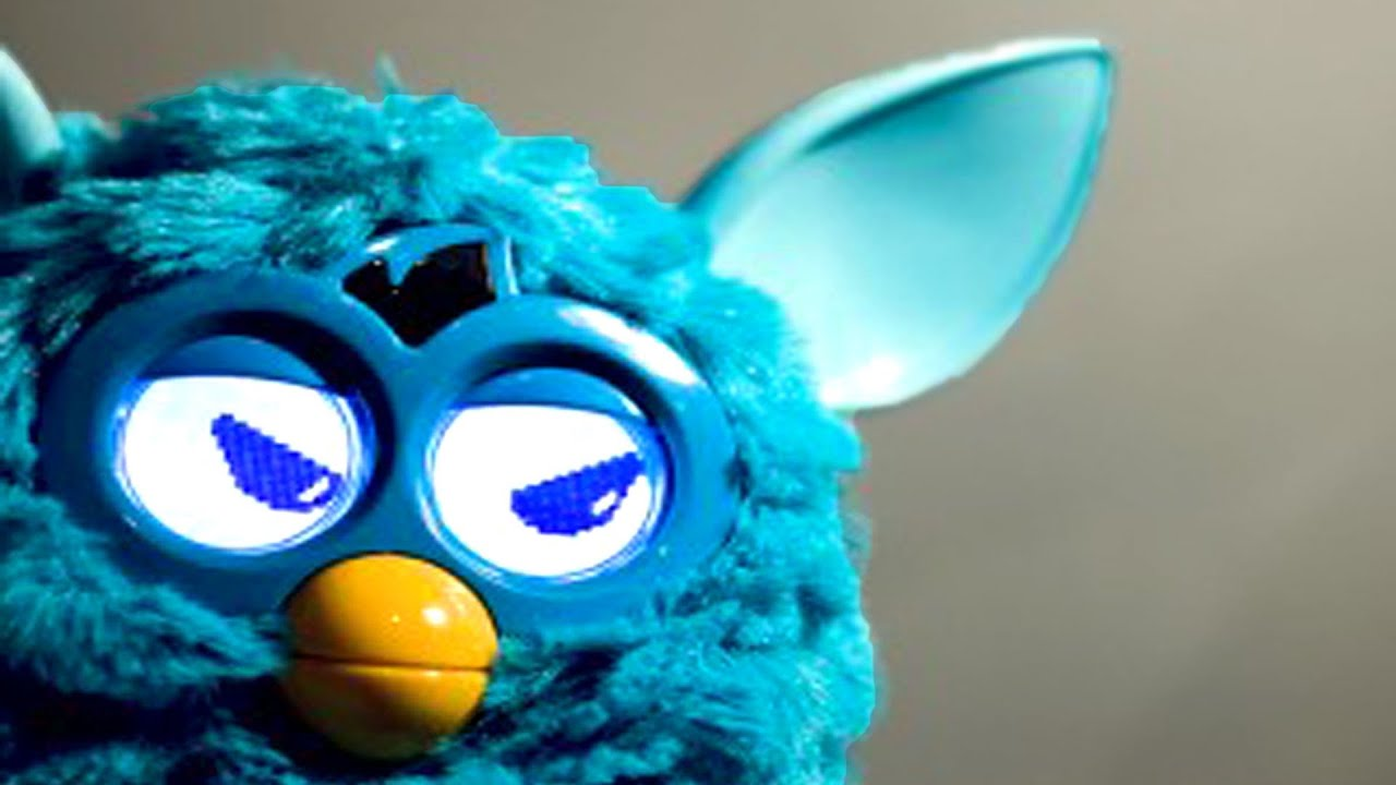 Girl Good Morning Wallpaper How To Turn Your Furby Evil Youtube