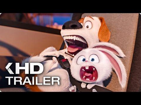 PETS Trailer 4 German Deutsch (2016)