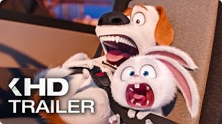 PETS Trailer 4 German Deutsch (2016)