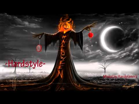 Hardstyle mix 2013 ( Halloween Special ) HQ