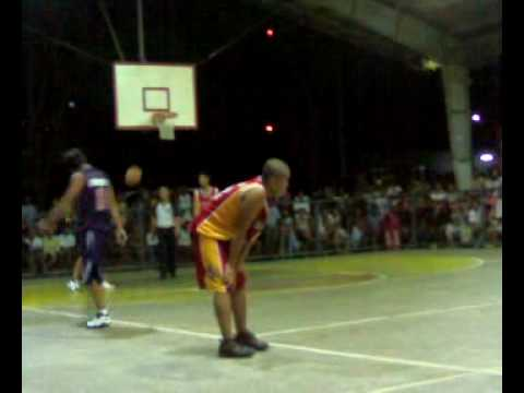 Balayan vs Nasugbu Ermita Cup 2009 @ Calatagan Municipal Covered Court