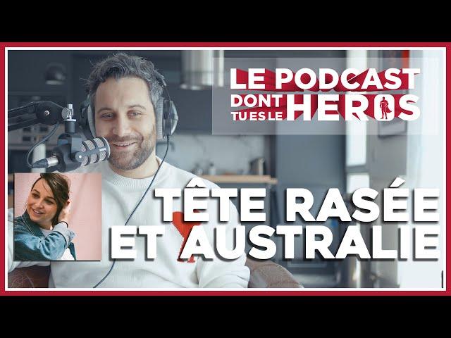 #8 Le Podcast Dont Tu Es Le Héros avec... Pamela