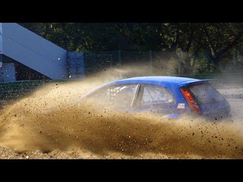 AutoZeeland te gast bij rallycrosser Peter van de Wege