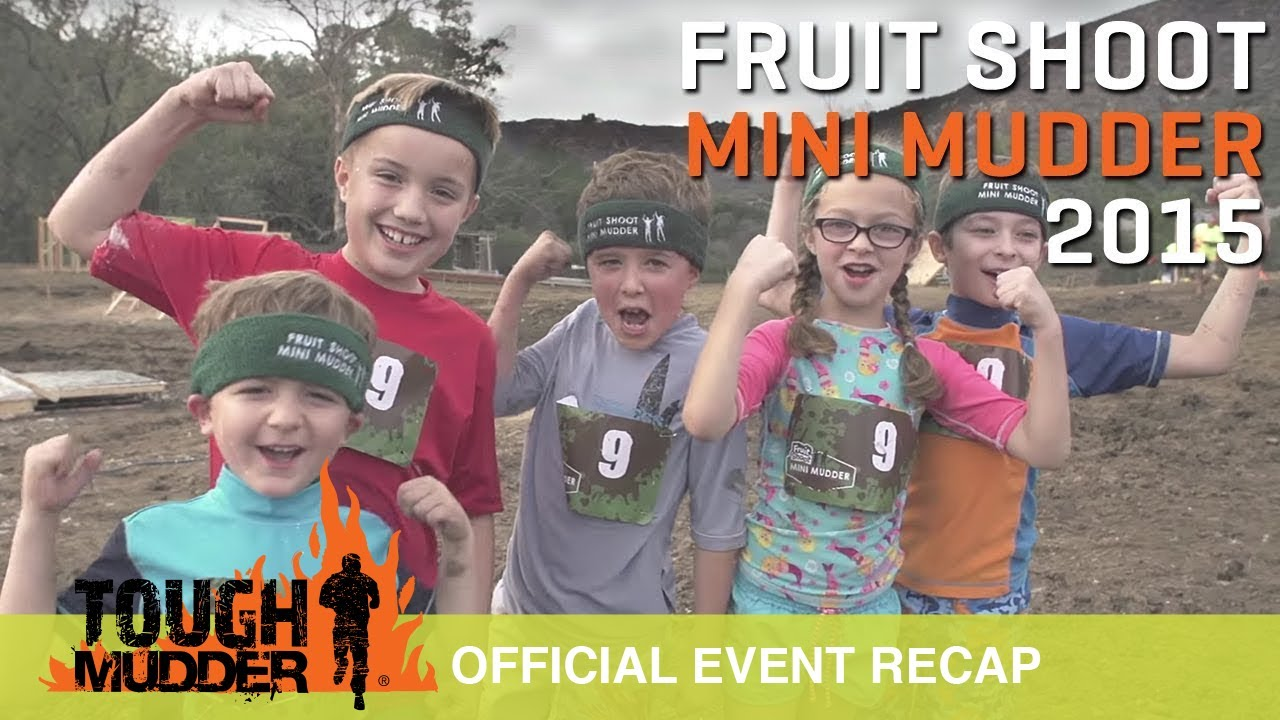 88543720a76 MINI MUDDER 2015  Kids Obstacle Course