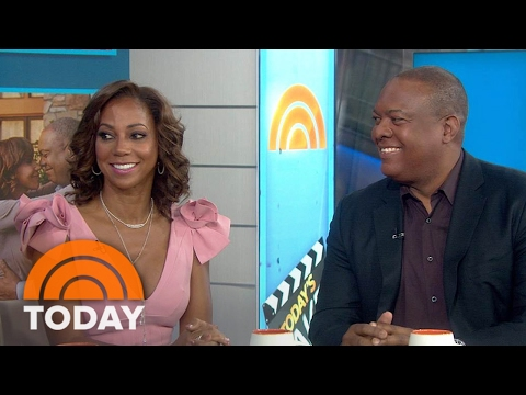 Rodney And Holly Robinson Peete On Their Reality Show, 20-Year Marriage | TODAY