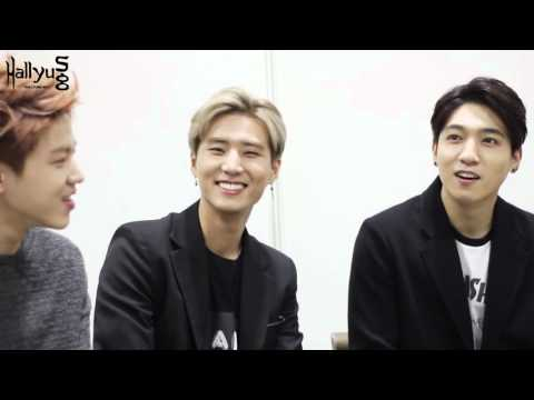 [INTERVIEW] Backstage with DAY6 in Singapore!