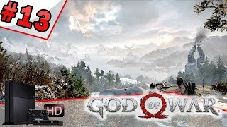 GOD OF WAR - Let's play épisode 13 [PS4] sur le chemin du retour