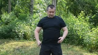 Ножевой бой - Видео урок для начинающих. Базовые упражнения №1