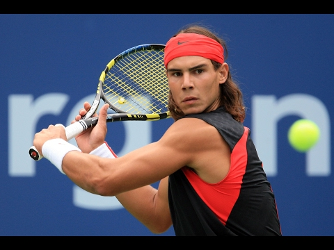 US Open Throwback: Rafael Nadal vs Luis Horna