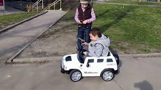 Какой Детский электромобиль выбрать от 2 до 6 лет 2018  Children