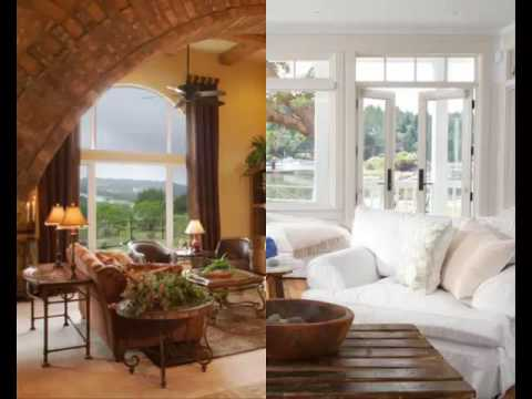 Living room remodeling ideas with big window design make your room ...