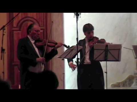 Puccini Crisantemi: Alberto Lysy, Vlad Stanculeasa, Florentza Nicola, Giuseppe Carabellese