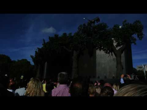 Stevie Wonder Heartfelt Truly Emotional introduction Hyde Park 2016