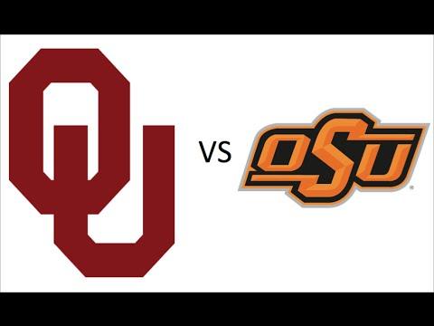 Oklahoma Highlights Vs Oklahoma State 11/28/15 (HD)