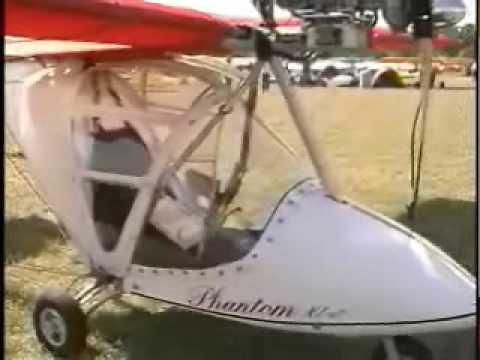 Phantom Ultralight Aircraft by Phantom Aeronautics