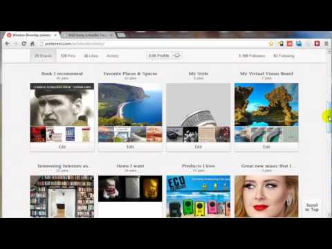 """How to create Pinterest """"Secret Boards"""" or Private Boards   Pinterest Business Tips and Tutorials"""