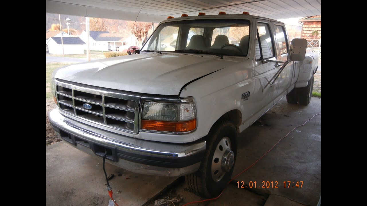 1999 ford f250 7.3 diesel transmission problems