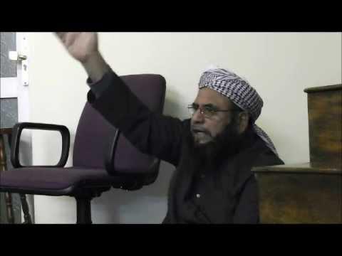 Qari Tayyab Abbasi - Surah Baqarah V51-56 - Urdu Bayan Khatm-E-Nubuwwat Forest Gate London