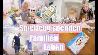 Leonas Schultest! 📚 | Normaler Familien Alltag | Basteln & Spielen mit unseren Mädels | Isabeau