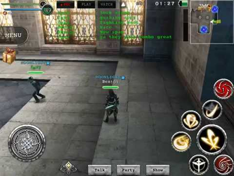[RPG AVABEL ONLINE] Battle Dancer Class Skills