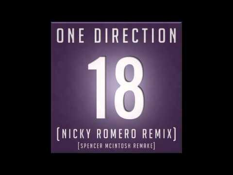Слушать песню One Direction - (Nicky Romero Remix) Spencer McIntosh Remake