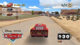Cars Mater-National Championship | Dolphin Emulator 5.0-3910 [1080p HD] | Nintendo Wii
