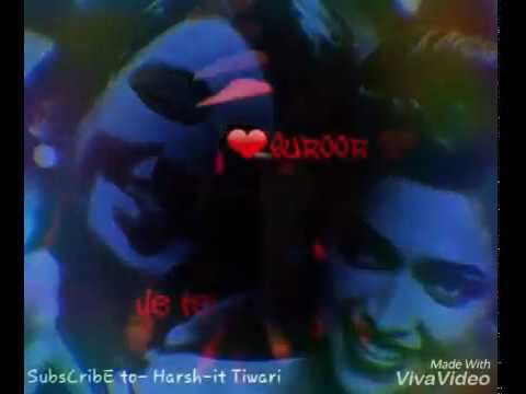 Mere baad kisko sataoge Sad song Ranveer Singh and Deepika Padukone Romantic WhatsApp status video