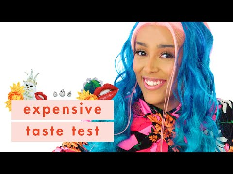 Doja Cat Sings 'Say So' To Test Our Cheap Microphones | Expensive Taste Test | Cosmopolitan